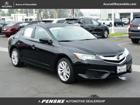 Used Acura ILX 4dr Sedan w/AcuraWatch Plus Pkg