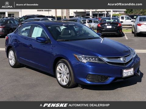 Used Acura ILX Active Service Loaner