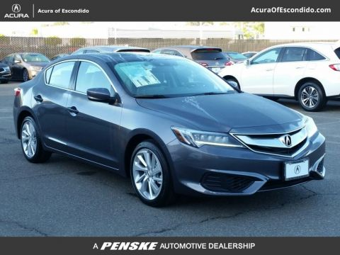 New 2017 Acura ILX with AcuraWatch Plus