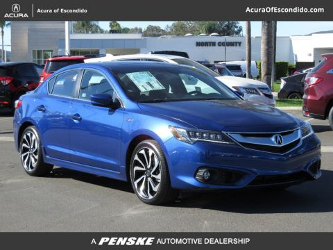 New Acura ILX with Premium and A-SPEC Package