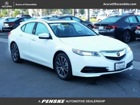 Used Acura TLX 4dr Sedan FWD V6