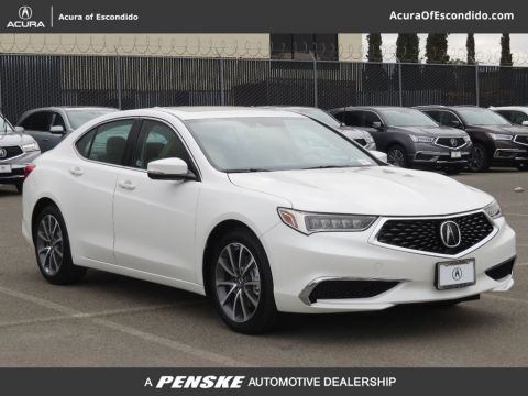 New Acura TLX 3.5 V-6 9-AT P-AWS