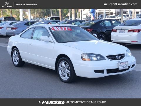 Pre-Owned 2003 Acura CL Type S
