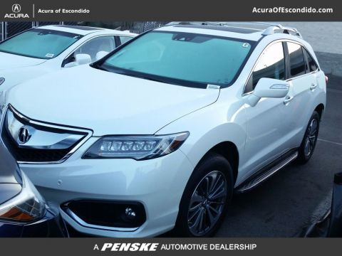 Used Acura RDX Active Service Loaner