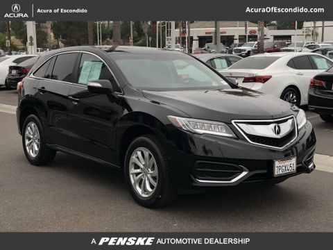 Used Acura RDX For Sale In Escondido CA Acura Of Escondido - Acura rdx for sale