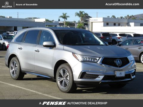 New 2018 Acura MDX Base