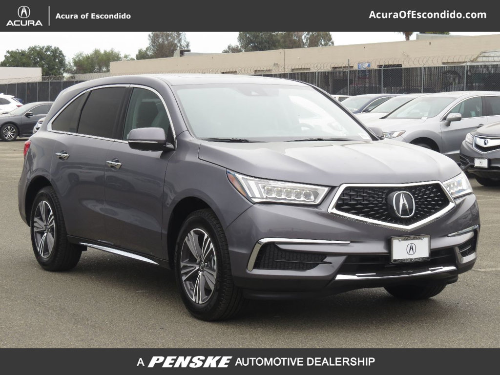 New 2017 Acura MDX SH AWD SUV in Escondido
