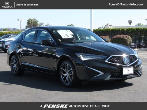 New 2019 Acura ILX Sedan w/Technology Pkg