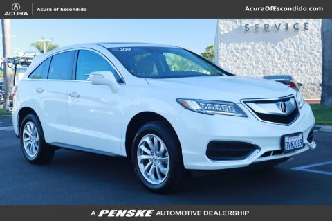 Pre-Owned 2017 Acura RDX FWD Technology Pkg
